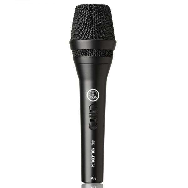 AKG P5S - Microfon voce - AKG P5S - Microfon voce