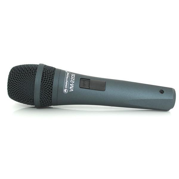 Microfon Dinamic OMNITRONIC VM-220S PRO - Microfon Dinamic OMNITRONIC VM-220S PRO