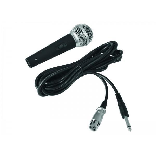 Microfon Dinamic OMNITRONIC M-60 - Microfon Dinamic OMNITRONIC M-60