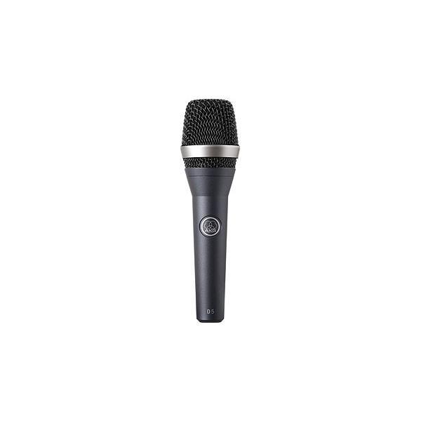 Microfon Cu Fir AKG D5