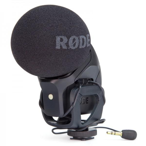 Microfon Camera Foto/Video RODE Stereo VideoMic PRO