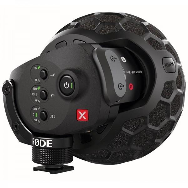 Microfon Camera Video RODE Stereo Videomic X