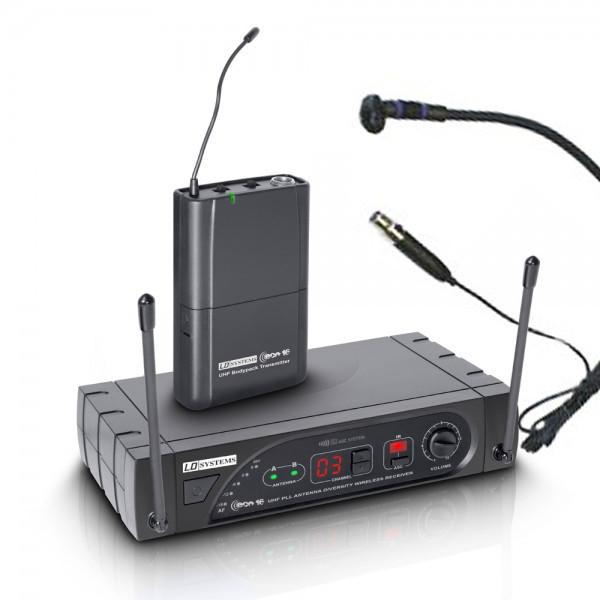 LD-Systems ECO 16 JTS CX516W - Microfon wireless acordeon