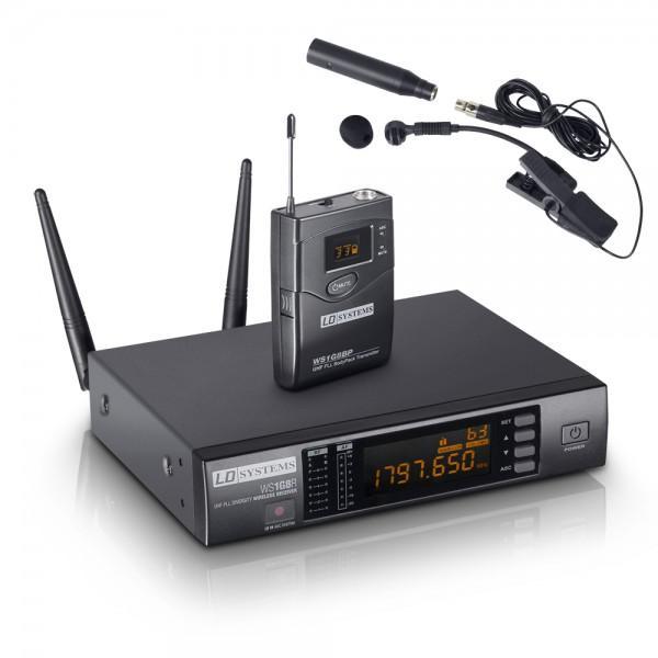 Microfon Wireless LD Systems WS1G8 BPW Instrument
