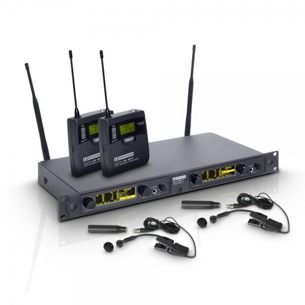 Microfon Intrument LD-Systems WIN 42 BPW2