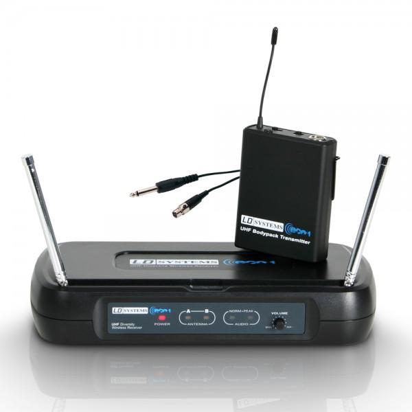 Microfon Instrument LD-Systems ECO2 LDWSECO2BPG3