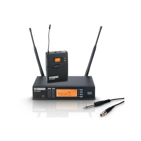Microfon Instrument LD-Systems WS 1000 BPG