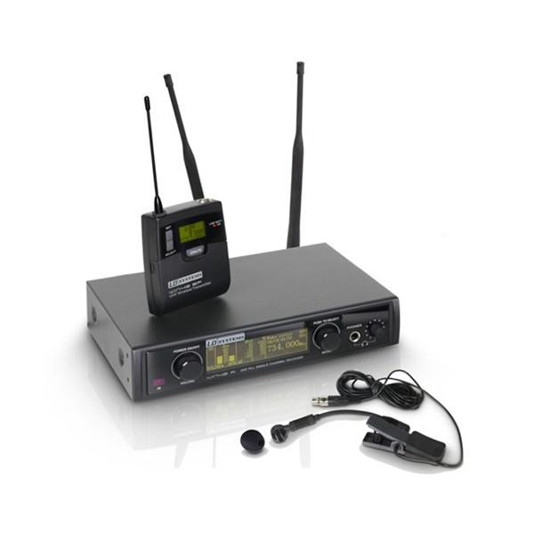 Microfon Instrument LD-Systems WIN42BPW