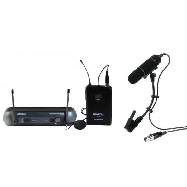 Microfon pentru Saxofon Digital ECMW-1008