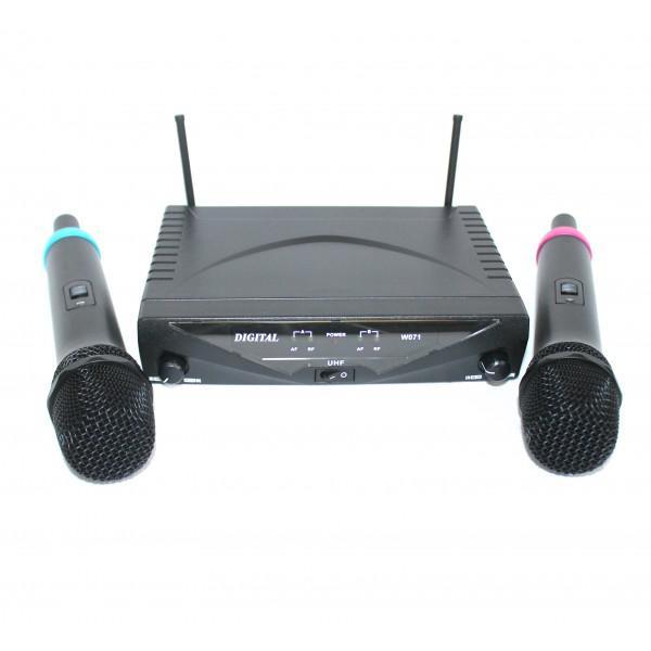 Digital W071 - Set microfoane wireless