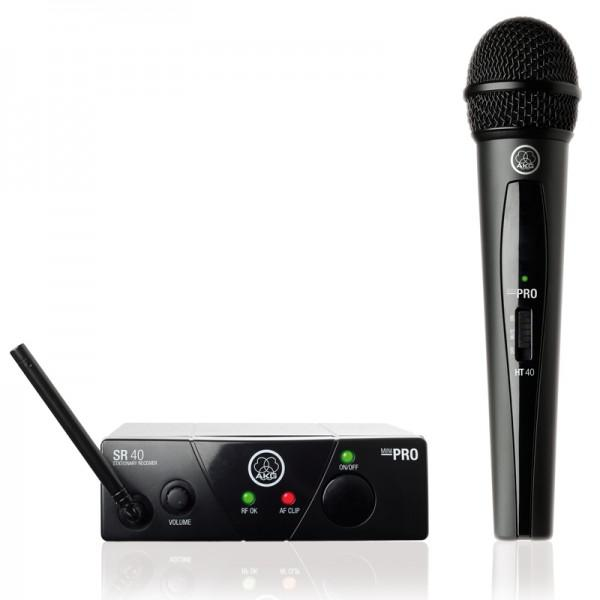 AKG WMS 40 Mini Wireless Vocal