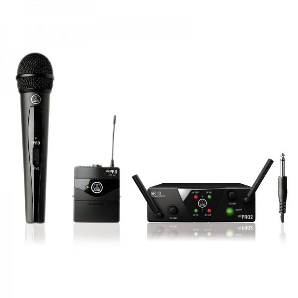 AKG WMS 40 Mini Vocal + Instrumental
