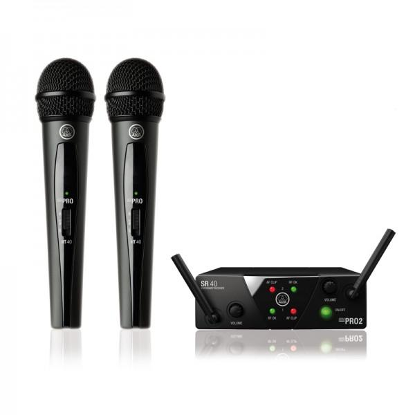 AKG WMS40 Mini2 Vocal Wireless