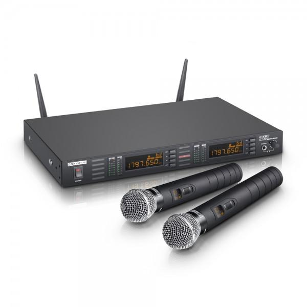 Microfon Wireless LD Systems WS 1 G8 HHD2