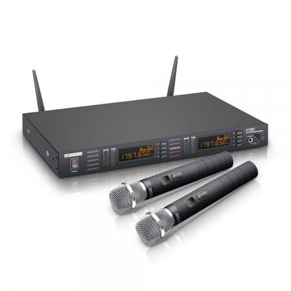 Microfon condenser LD Systems WS 1 G8 HHC2