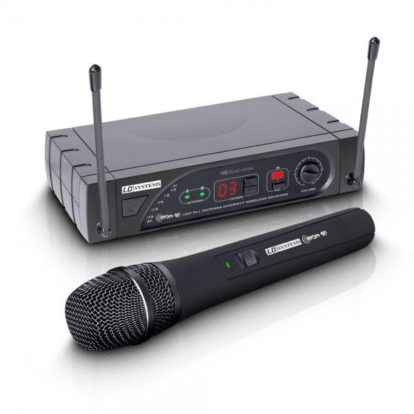 Microfon Wireless LD-Systems ECO 16 HHD