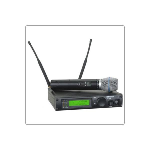 Microfon Shure ULX24/Beta87´╗┐