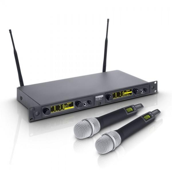 Microfon Wireless LD-Systems WIN42HHD2