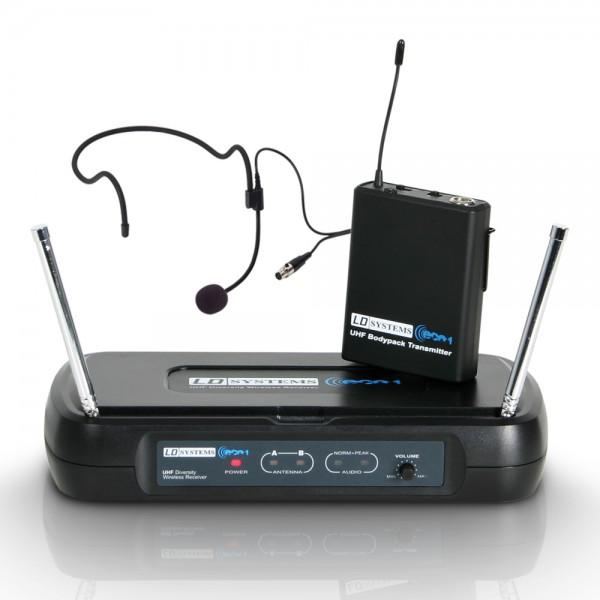 Microfon Wireless LD Systems ECO 2 Series Headset