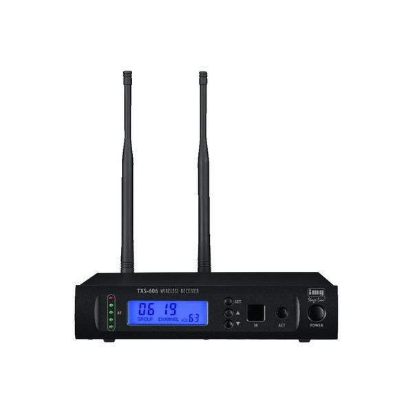 Receiver Stage Line TXS 606 wireless