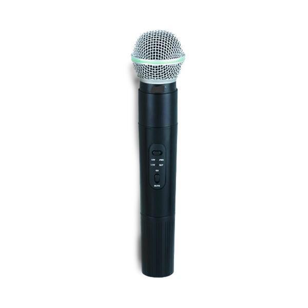 Microfon Digital - 185.80 MHz