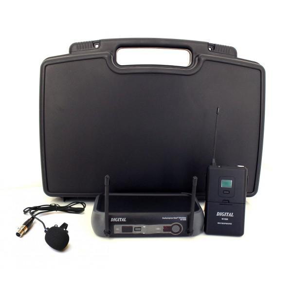 Microfon  Digital W1008 - lavaliera