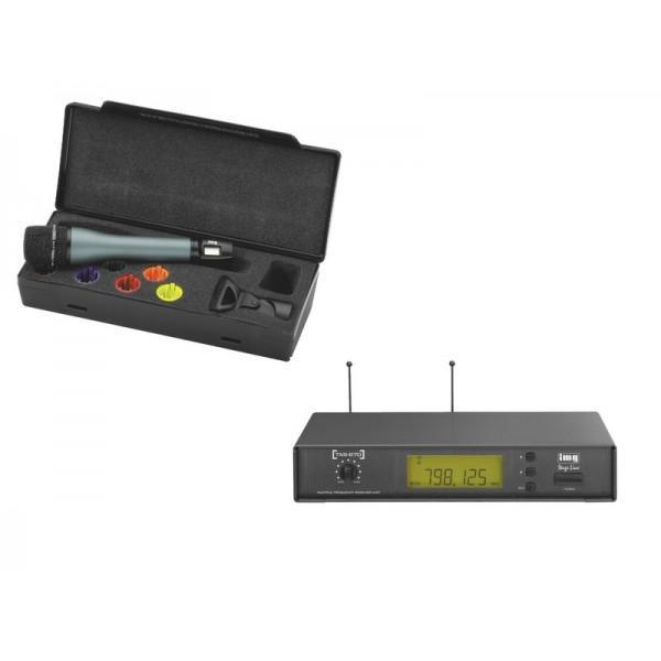 Stage Line, Reciver TXS-870 + Microphone TXS-870HT