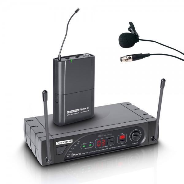 Microfon Wireless LD Systems ECO 16 Lavaliera