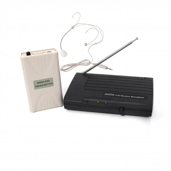 Microfon Wireless Digital W1002 - HEADSET