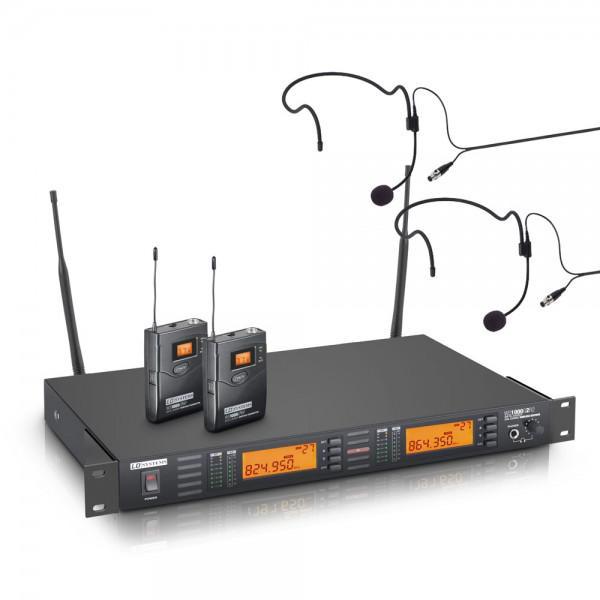 LD Systems WS 1000 G2 BPH2