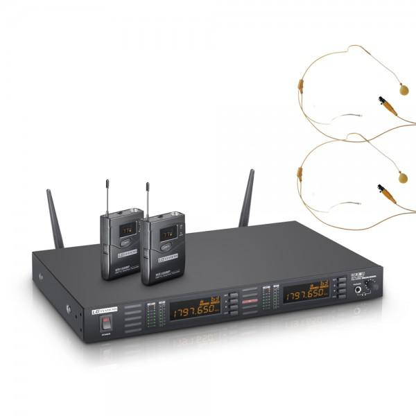 Microfon Wireless LD Systems WS 1 G8 BPHH2 2x2