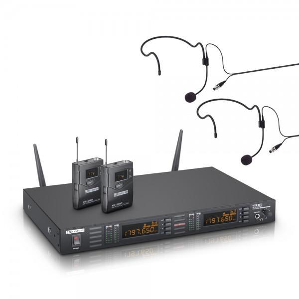 Microfon Wireless LD Systems WS 1 G8 BPH2  2x2