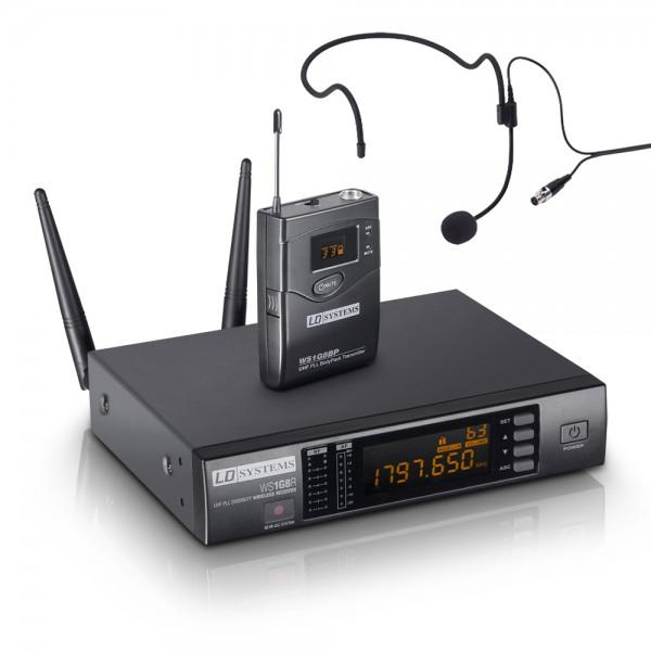 Microfon Wireless LD Systems WS1G8 BPH HEADSET