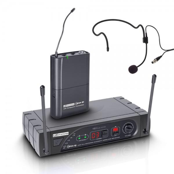 Microfon Wireless LD Systems ECO 16 Headset