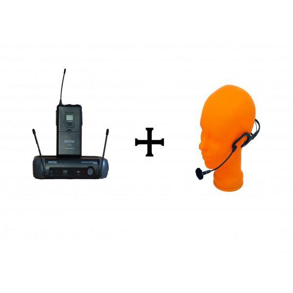 SET Microfon HeadSet