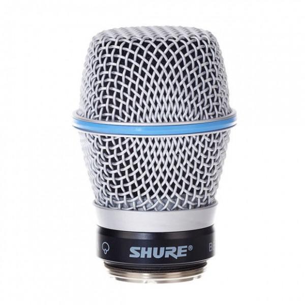 Capsula Shure Beta 87 - SLX