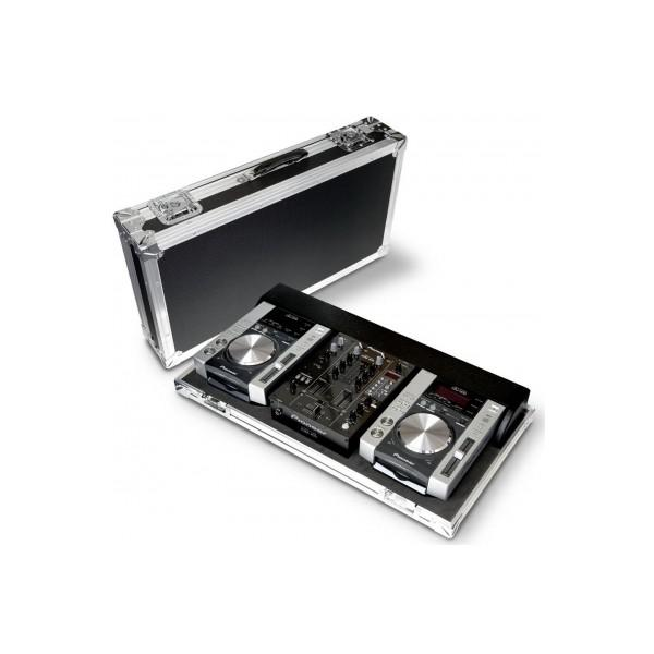 Flight Case PRO-420-FLT CDJ-200 & DJM-400