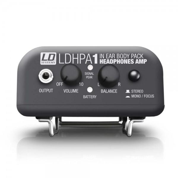 LD Systems HPA 1 - LD Systems HPA 1