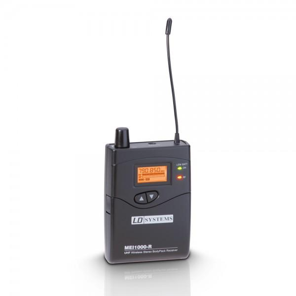 Receiver LD-Systems MEI 1000 Series pentru In-Ear Monitoring System