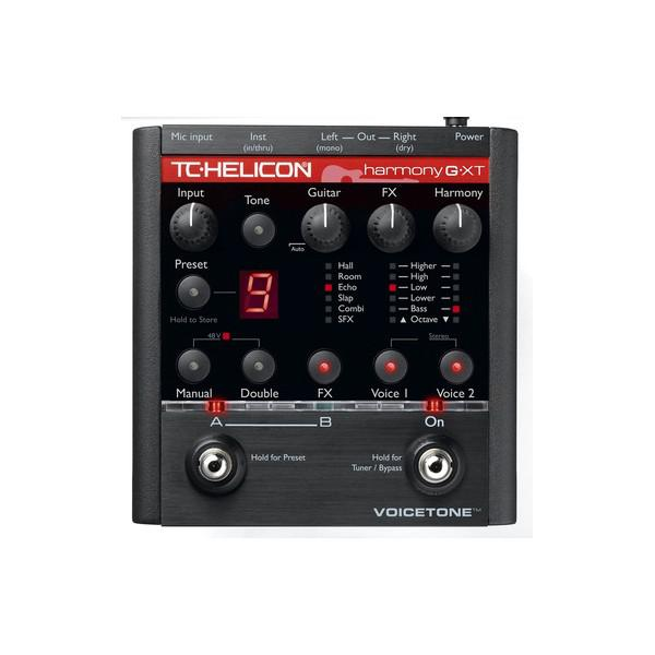 Vocalist TC-HELICON HARMONY-G
