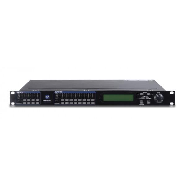 RCF DX 4008 - Procesor sunet