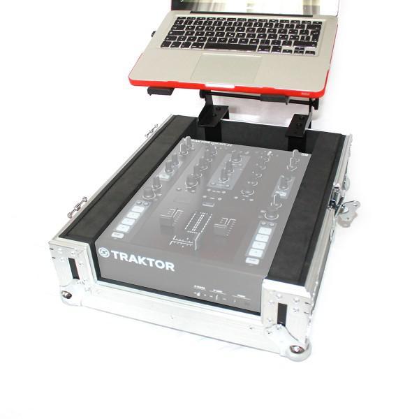 Case Traktor Kontrol Z2 + Stativ laptop - Case Traktor Kontrol Z2 + Stativ laptop