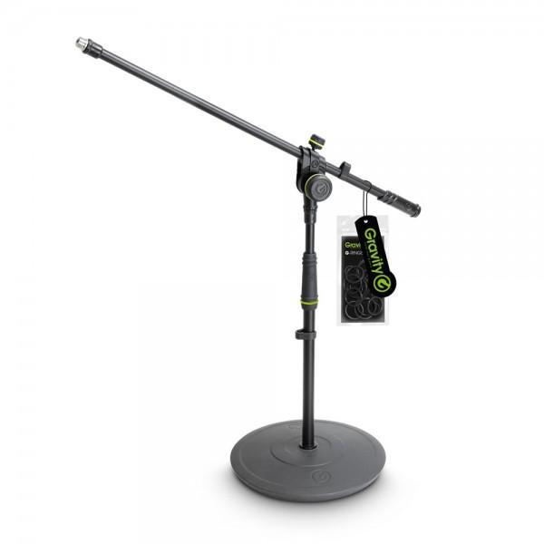 Stativ scurt de microfon Gravity MS 2221 B