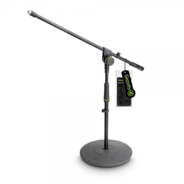 Stativ scurt de microfon Gravity MS 2211 B
