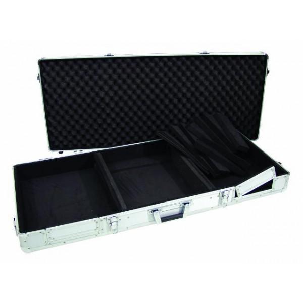 Case Universal - DIGI-2 2xCD/1xM-12 alu,culoare silver