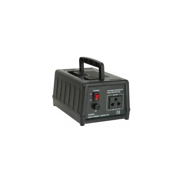 Convertor Skytronic 220V-110V 200VA