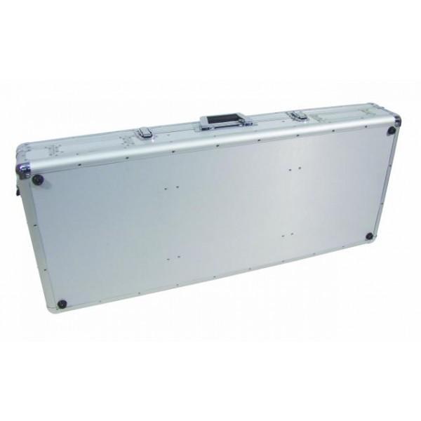 Case Universal - DIGI-2 2xCD/1xM-12 alu,culoare silver - Case Universal - DIGI-2 2xCD/1xM-12 alu,culoare silver