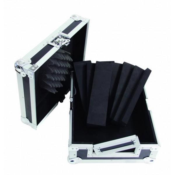 Case transport CD player - black