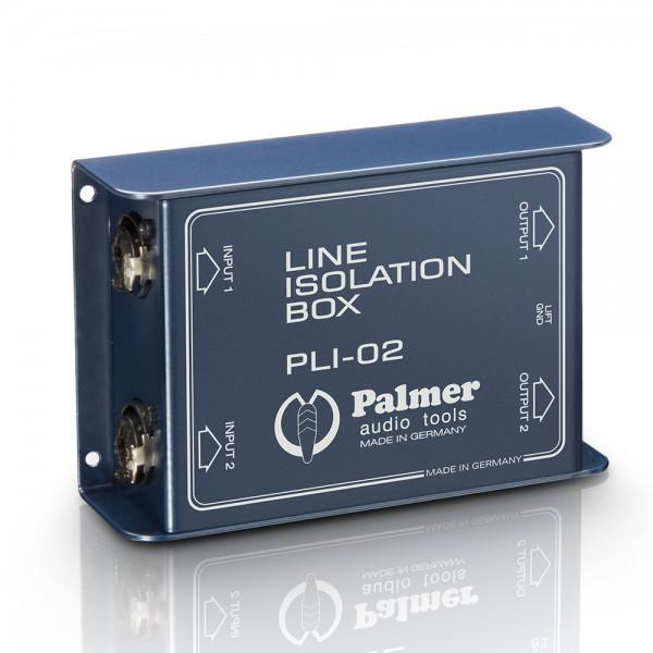 Palmer Pro PLI 02