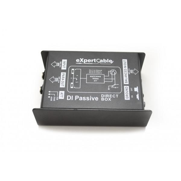 Di-Box eXpertCable DI-Passive